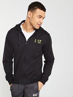 emporio-armani-ea7-back-logo-hoodie-black