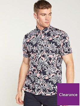 ted-baker-floral-print-statement-shirt-coral