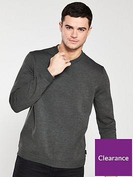 ted-baker-branded-sweatshirt-charcoal