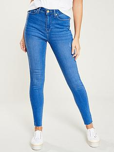 v-by-very-ella-high-waisted-skinny-jeans-bright-blue