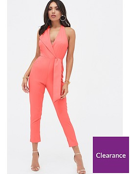 lavish-alice-lavish-alice-halterneck-tailored-jumpsuit