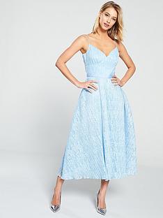 u-collection-forever-unique-lace-midi-skater-dress-pale-blue