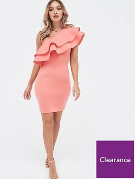 lavish-alice-double-ruffle-off-shoulder-scuba-dress-papya