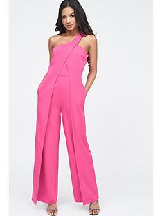 lavish-alice-lavish-alice-one-shoulder-wrap-over-wide-leg-jumpsuit