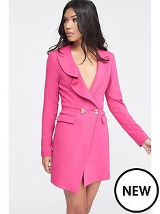 lavish-alice-ruffle-lapel-tux-dress