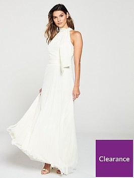 forever-unique-tyra-tie-detail-maxi-dress-ivory