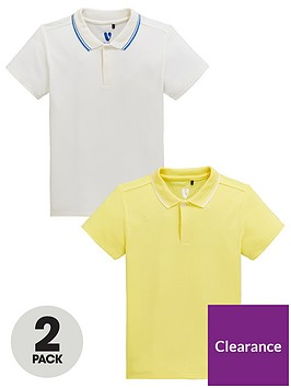 v-by-very-boys-2-pack-tipping-collar-polo-shirts-multi