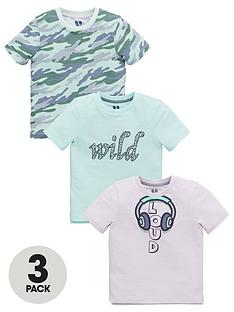 mini-v-by-very-boys-3-pack-loudwildcamo-t-shirts-multi