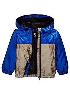 mini-v-by-very-boys-metallic-panel-windcheater-jacket-blackblue