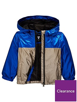 mini-v-by-very-boys-metallic-panel-windcheater-jacket-blackblue