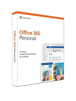 Microsoft   Office 365 Personal Mac/Win