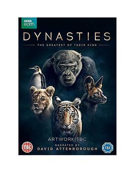 dynasties-dvd-david-attenborough