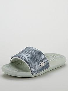 lacoste-croco-slide-119-6-cfa-flat-sandal-silverwhitenbsp