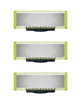 Philips Philips Oneblade Replacement Blade, Pack Of 3 - Qp230/50 Picture