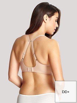 2612ca3072 ... Panache Eleanor Moulded Spacer Nursing Bra - Latte   Previous   Next.  View larger