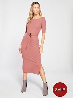river-island-belted-jersey-midi-dress