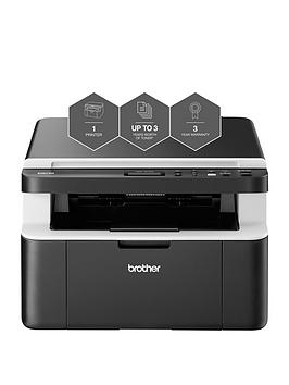 Brother   Dcp-1612W All-In-Box Compact Mono Laser 3-In-1 Printer
