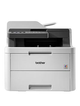 Brother   Dcp-L3550Cdw A4 Colour Wireless Led 3-In-1 Printer