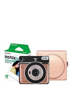 fujifilm-instax-sq6nbspinstant-camera-with-10-shotsnbspand-a-blush-gold-case