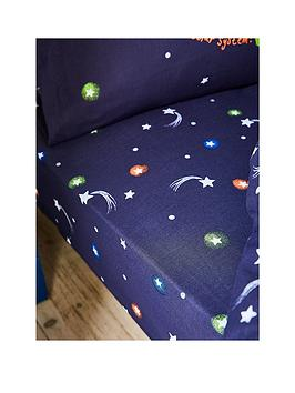 Catherine Lansfield Catherine Lansfield Happy Space Single Fitted Sheet Picture