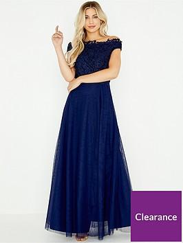 little-mistress-lizzie-lace-bardot-maxi-dress-navy