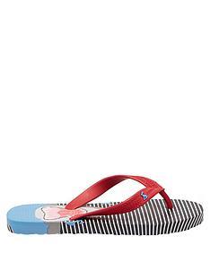 joules-boys-stripe-shark-flip-flops-blue