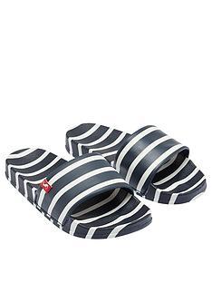 joules-unisex-stripe-slider