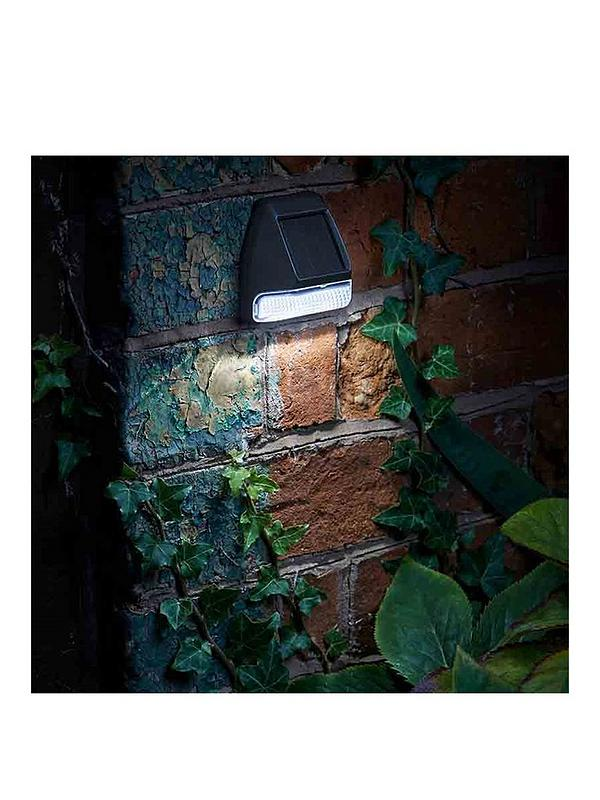 Smart Solar Fence Wall And Post Light