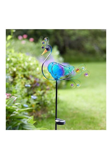 smart-solar-peacock-solar-stake-light