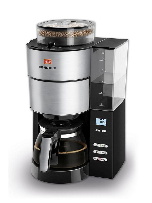 Melitta Aromafresh Grind And Brew Filter Coffee Machine 1021 01