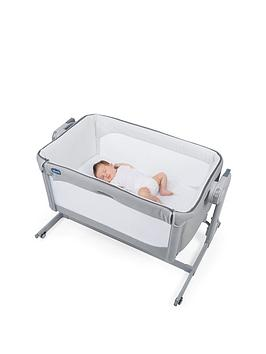 Chicco Chicco Next2Me Magic - Cool Grey Picture