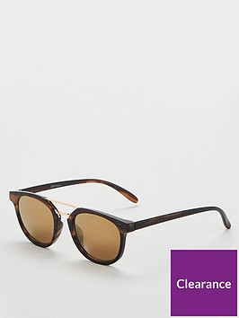 v-by-very-tinted-lens-clubmaster-sunglasses