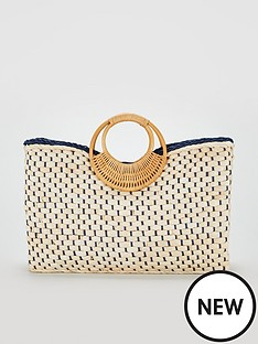 v-by-very-bracelet-handle-basket-weave-bag-natural