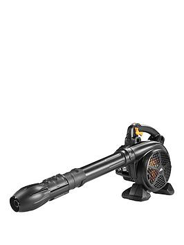 Product photograph showing Mcculloch Gbv 322vx Petrol Blower Vac