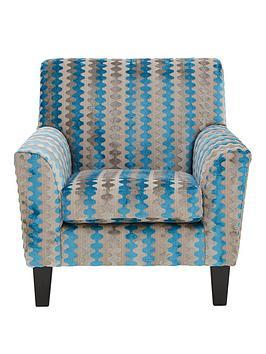 Very  Calluna Fabric Accent Chair