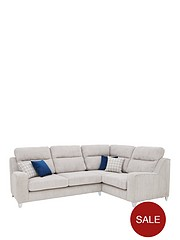 Corner Sofas | Fabric & Leather Corner Sofas | Littlewoods