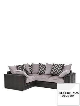 sansa-faux-snakeskin-and-fabric-left-hand-corner-group-scatter-back-sofa