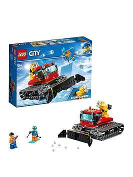 LEGO City  Lego City 60222 Snow Groomer