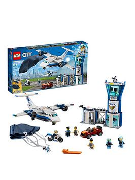 LEGO City Lego City 60210 Sky Police Air Base Picture
