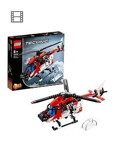 lego-technic-42092nbsprescue-helicopter