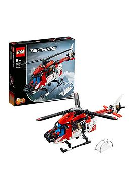 lego technic Lego Technic 42092 Rescue Helicopter Picture