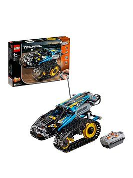 lego technic Lego Technic 42095 Remote-Controlled Stunt Racer Picture