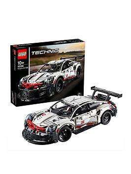 lego technic Lego Technic 42096 Preliminary Gt Race Car Picture