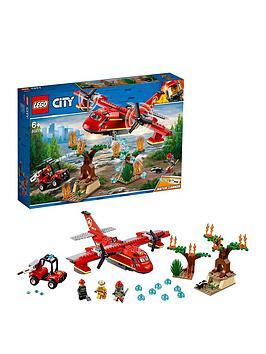 LEGO City  Lego City 60217 Fire Plane