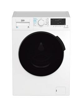 Beko   Wdb7426R1W 7Kg Wash, Dry 4Kg, 1200 Spin Washer Dryer - White