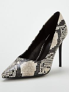 v-by-very-chick-high-heeled-point-court-shoe-snake-print