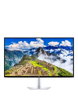 Dell   S2719Dc 27 Inch Qhd (2560 X 1440) Infinityedge Display, Ips, Hdr 600, Amd Freesync, Usb Type-C, Ultrathin Widescreen Led Monitor