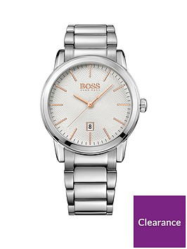 boss-silver-and-rose-gold-detail-dial-stainless-steel-bracelet-mens-watch