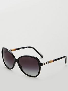 burberry-round-black-sunglasses