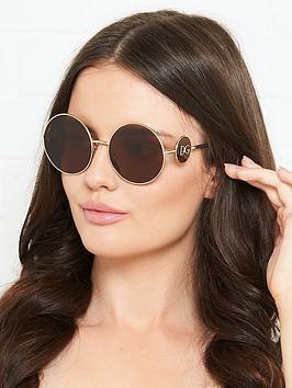 dolce-gabbana-round-gold-sunglasses-gold